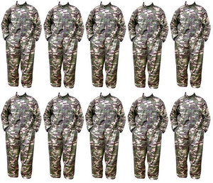 Kombinezon do gry w Paintball Camo  S,M,L,XL,XXL, XXXL - 10 szt