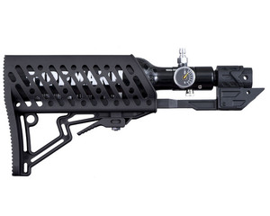Adapter - Kolba Black z Butlą 0,21l HP do Tippmann TMC