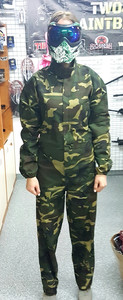 Kombinezon do gry w Paintball Camo  S,M,L,XL,2XL, 3XL, 4XL