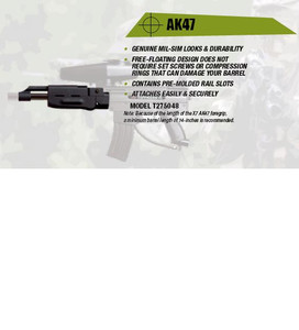 Foregrip AK47 do X7