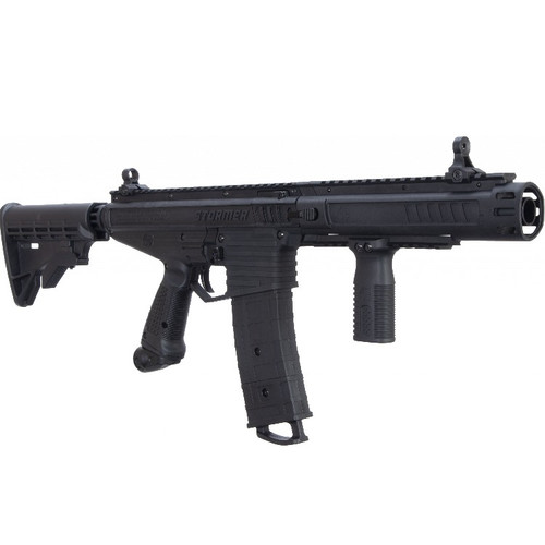 Tippmann Stormer Elite Paintball Marker Paintballowy Czarny Magfeed Pk.jpg